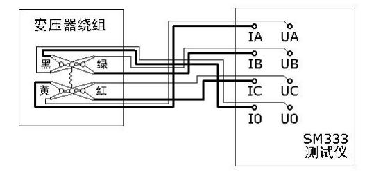 直流电阻测试仪单相测量